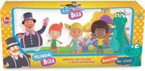 Bonecos Personagens de Vinil Familia Bita - Lider  2732 - Líder