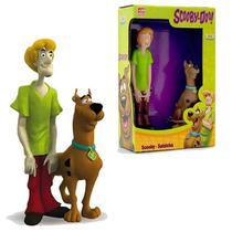 Bonecos Scooby Doo e Salsicha ANGEL TOYS 9076 -