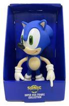 Bonecos Sonic Grande 23cm Caixa Azul Brinquedo Melhor Jogo - Nintendo Seal