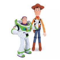 Bonecos Toy Story - Woody e Buzz Lightyear - Toyng -