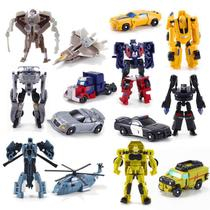 Bonecos Transformers Kit C/ 7 Personagens A Pronta Entrega - Super25