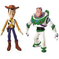 Bonecos Woody E Buzz Toy Story Kit Original Lider Brinquedos - Prisma