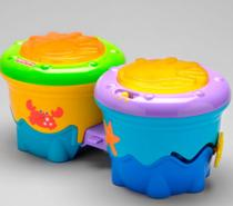 Bongô Fundo do Mar Fisher Price - Mattel