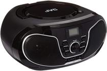 Boombox Jvc Radio Original Portatil  Bluetooth/usb/cd/radio/fm/sd -