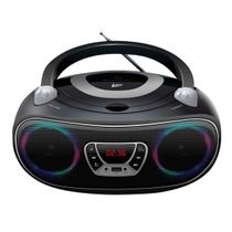 Boombox Leadership Bluetooth com Leitor de CD Colors BOX-1472