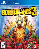 Borderlands 3 - Ps4 - Sony