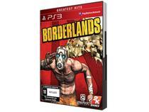 Borderlands para PS3 - 2K Games