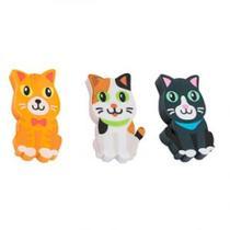 Borracha animal planet cats (embalagem com 3) - MOLIN DO BRASIL COM. DIST. LTD