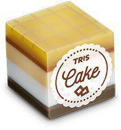 Borracha Cake - Tris -