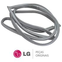 Borracha da Porta / Gaxeta do Freezer LG GR-S507GSM GR-S637GSM GR-B501GLQ GR-B631GLQ -