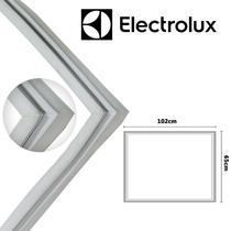 Borracha Gaxeta Freezer Horizontal Electrolux H300 H320 -