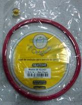 Borracha Para Panela De Pressão Alcast 3D 5,5 Litros Vermelha -
