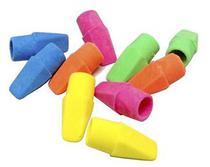 Borracha Ponteira Plástico Color Tris -