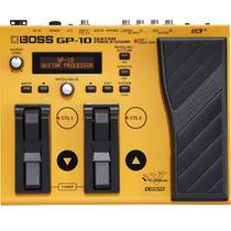 Boss - Processador Para Guitarra GP10 -