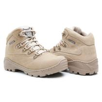 Bota Adventure Acero Cano Médio Advanced Desert -