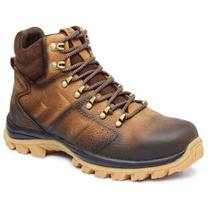 Bota Adventure Cano Alto Macboot Citrino 02 Havana -