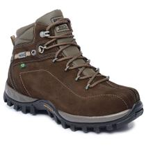 Bota Adventure Cano Alto Macboot Guarani 02 Babaçu -