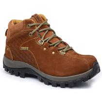Bota Adventure Cano Alto Macboot Pina 04 Caramelo -