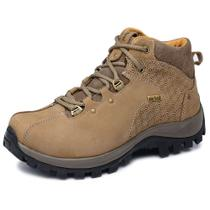 Bota Adventure Cano Alto Macboot Pina 04 Taupe -
