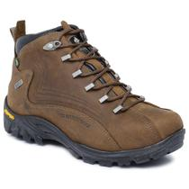 Bota Adventure Cano Alto Macboot Waterproof Albatroz 02 Oliva -