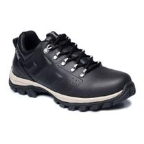 Bota Adventure Cano Baixo Macboot Citrino 01 Grafite -