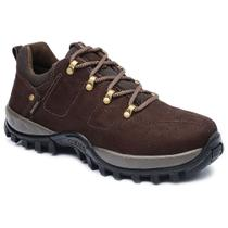Bota Adventure Cano Baixo Macboot Opala 01 Café -