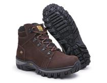 Bota Adventure Coturno Masculino trail Spiller - Cor Marrom - Spiller Shoes