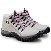 Bota Adventure Macshoes Confortável Feminina -