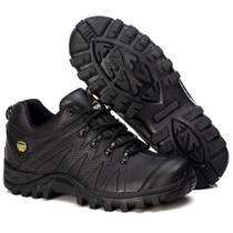 Bota Adventure Tchwm Shoes Couro Cano Baixo Design Classico -