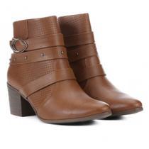 Bota Anckle Boot Ramarim Total Comfort 1964104 -
