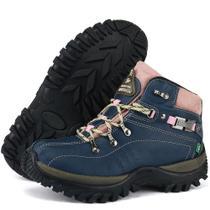 Bota Coturno Adventure Feminino Lançamento Exclusivo Sw Shoes -