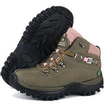 Bota Coturno Adventure Para Escalada Super Confort - Sw Shoes