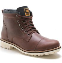 Bota Coturno Masculino em Couro Cat - Roed shoes