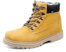 Bota eco canyon first amarela yellow - Sandro moscoloni