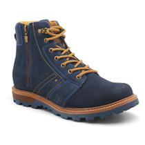 Bota Macboot Couro Azul Corumba-02 Caete 160810F -