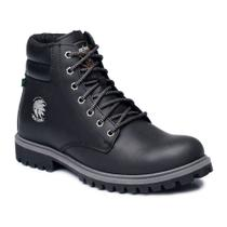 Bota Militar Cano Alto Macboot -