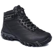 Bota Motors Cano Alto Macboot Kopa 02 Grafite -