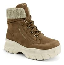 Bota Ramarim 2186132-0005 Camel Hiking Boot -