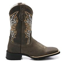 Bota Texana Arabesco + Bone Country De Brinde - Desfiladeiro boots