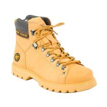 Bota West Coast Adventure Worker Classic Amarelo