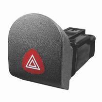 Botão de Emergência Pisca Alerta - Renault 7700308821 - 12V - DNI 2119 -