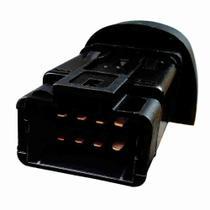 Botão de Emergência Pisca Alerta - Renault 7700435867 - 12V - DNI 2116 -