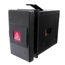 Botão de Emergência Pisca Alerta - VW 3279532351 - 12V - DNI 2121 -