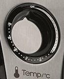 Botão De Temperatura Fritadeira Air Fryer Mondial Original -