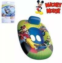 Bote Inflavel Fralda Encosto E Pegador Mickey Etilux DYIN-062 -