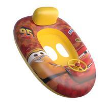 Bote Inflável Infantil com Fralda - Carros - Etilux -
