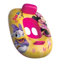 Bote Inflável Infantil com Fralda - Minnie - Disney - Etilux -