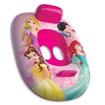 Bote Inflável Infantil com Fralda - Princesas Disney - Etilux -
