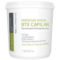 Botox Capilar For Beauty Com Argan Oil 1kg (sem Formol) -
