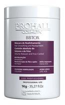 Botox Capilar Prohall e Realinhamento Brilho Impactante 1kg -